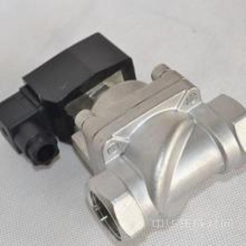 敏沃牌电磁阀 2W-320-32B不锈钢内螺纹电磁阀
