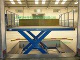 北京固定式升降平臺,工廠倉庫碼頭液壓升降貨梯,物流卸貨平臺