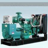 潍柴200KW康明斯上柴静音自动化柴油发电机组四轮移动电源
