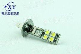 LED汽车雾灯H1-5050-8SMD