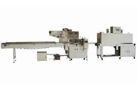 全自动高速枕式封切收缩包装机 (YQ-450)