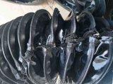 拉鏈式伸縮防護罩,圓形拉鏈式伸縮防護罩