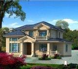 建一层轻钢别墅多少钱