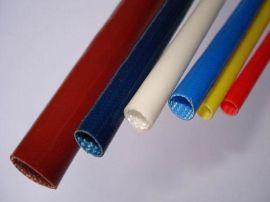 硅橡胶玻璃纤维(内纤外胶)管光纤热缩管热缩套管