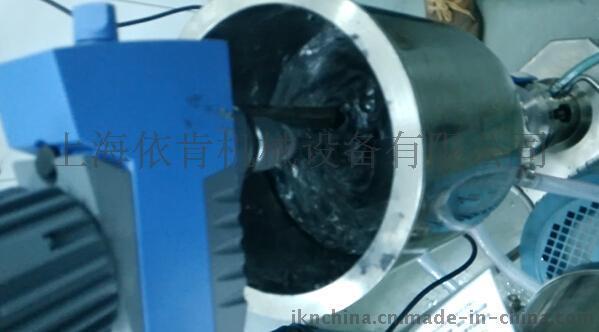 石墨烯複合材料研磨設備,IKN高剪切研磨分散機