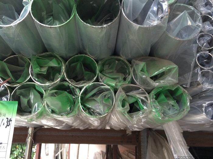 志御不鏽鋼製品管 表面砂眼少 包裝機械用不鏽鋼管