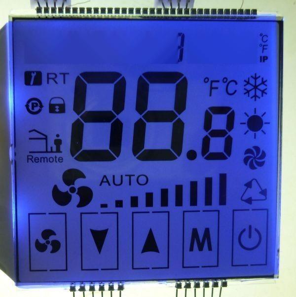 LCD屏触摸屏 温控器液晶触摸屏