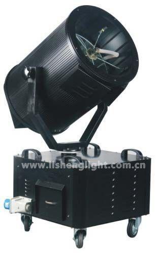 7kw探照燈 7000W探照燈 戶外大功率射燈 樓頂強光燈 空中大炮