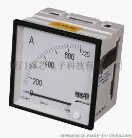进口CEWE交流指针电流表IQ96