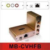 AV復合音視頻轉網線傳輸器MB-CVHFB