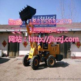 液壓小型剷車、農用小型剷車技術領先山東中首重工廠家直銷