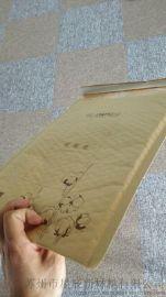 供应本色牛皮纸复合气泡信封袋 棕色牛皮纸气泡快递袋