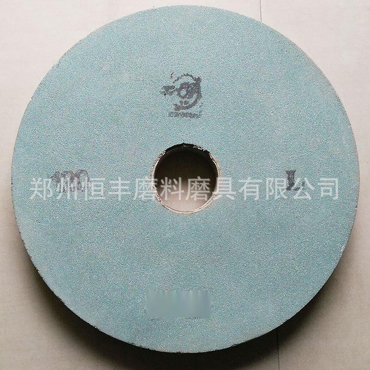 固牌綠碳化矽陶瓷砂輪400*50*75
