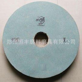 固牌绿碳化硅陶瓷砂轮400*50*75