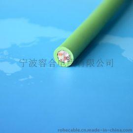 厂家供应替代进口耐油耐高温屏蔽PVC护套伺服编码器电缆