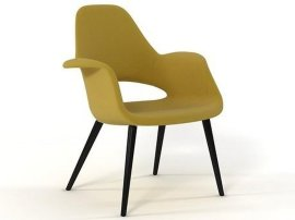 Organic Chair有机椅,经典设计师创意椅,玻璃钢休闲家具