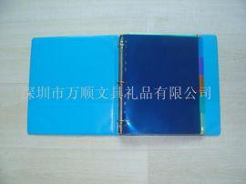 正规大型专业pvc文件夹生产印刷厂家