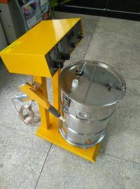 静电粉末喷枪electrostatic spray gun (带桶)