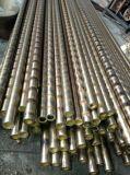 空心大口径锡青铜管 锡青铜管批发 锡青铜棒切割