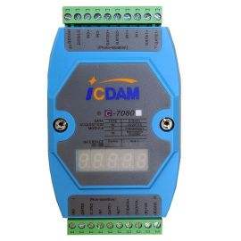 C-7080BD 2路频率/计数输入模块(带断电保存功能、带数码显示)
