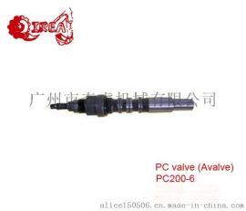 挖掘机配件小松PC200-6PC主炮主溢流阀