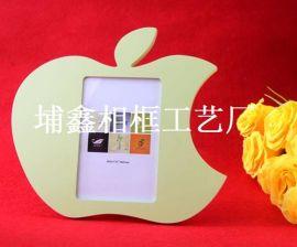 埔鑫订制苹果相框 木框