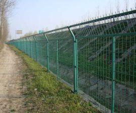 高速公路用 折弯边框护栏网/揭阳圈地防护网/清远监狱围墙网墙