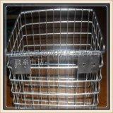 厂家加工定制 各种不锈钢篮筐 不锈钢网框 丝网深加工制品
