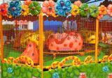 兒童公園娛樂項目熊出沒噴球車XCMPQC滎陽市三和遊樂設備廠