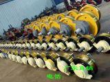 φ350x100车轮组 单边被动轮 轴承型号7518 铸钢轮 双梁起重机车轮