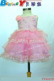 贝瑞妮儿童服装、儿童礼服、公主裙-TV01070