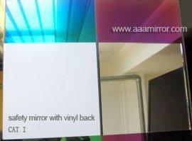 中利安全镜子贴膜镜子安全防爆镜