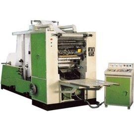 自动抽式盒装面巾纸机(MH**II)