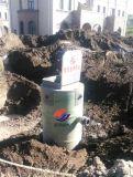 一體化污水提升泵站市場發展近況