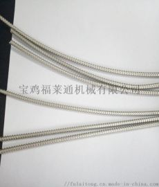 铠装波纹管国标加厚不锈钢金属软管