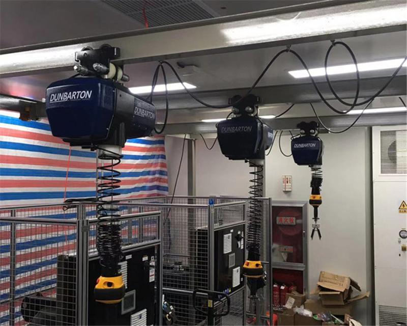 智能辅助升降机 伺服电机起重葫芦