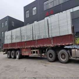 厂家直供20公分岩棉烘道板防火岩棉机制板手工板