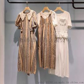 费依、尤西子、艾安琪女装折扣品牌20年女装货源