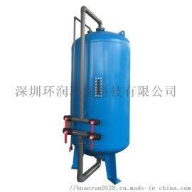 碳钢机械过滤器 多介质滤料预处理过滤设备厂家