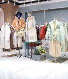 品牌折扣女裝藝素國際灘羊毛外套工廠直供貨源