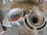 山東灰鐵鑄件廠家 鑄鐵泵體泵殼 來圖定制