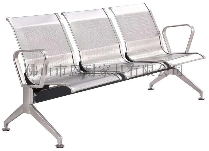 不锈钢排椅 不锈钢排椅图片 不锈钢平板椅厂家