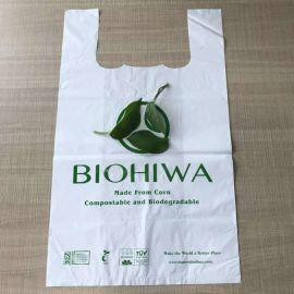 全降解生物基超市购物袋