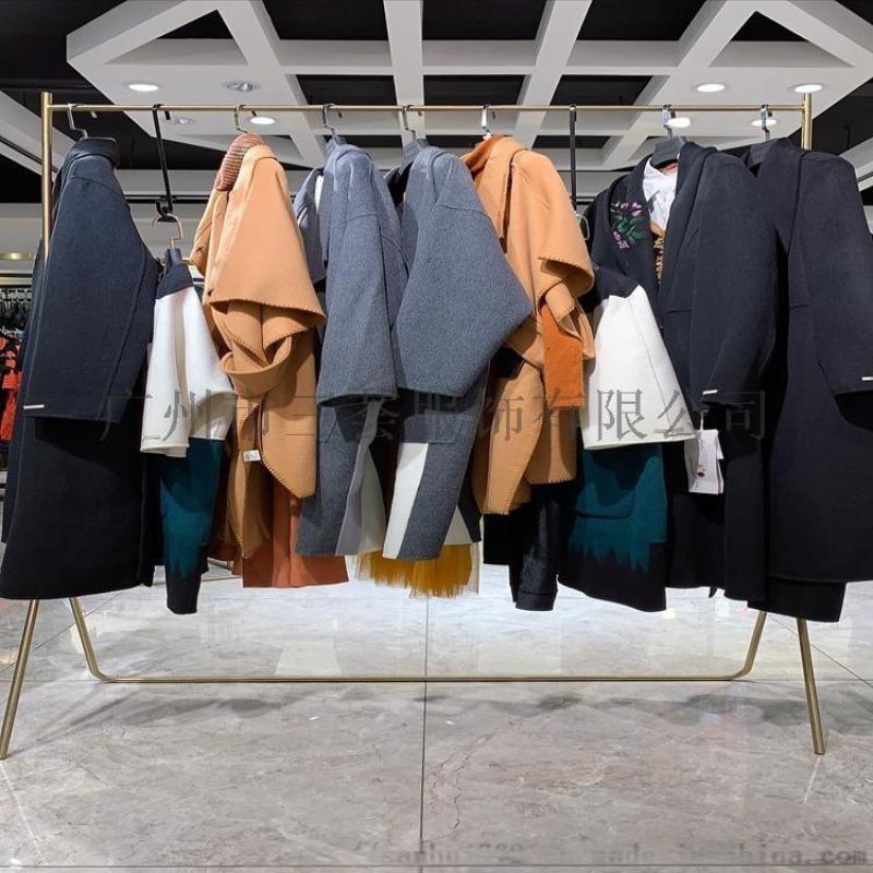 秋熠女装品牌折扣女装一手货源打包