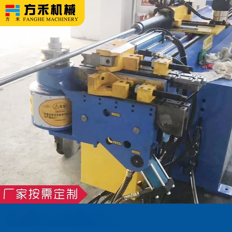 50CNC全自動彎管機-方禾機械