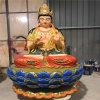 铜佛像定做 铜西方三圣佛像,西方三圣铜雕佛像厂家