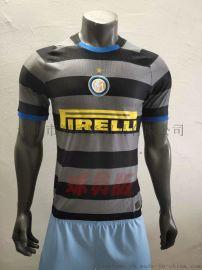 球員版2021國際米蘭第二客場球衣2021國米羅納爾多