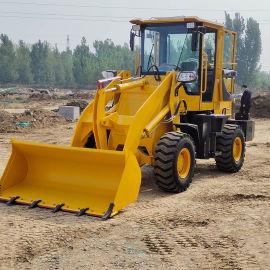 26型号装载机 工地铲车 轮式装载机农用铲车