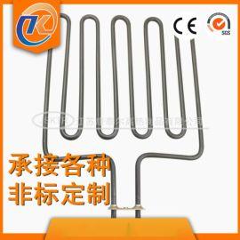厂家定做干烧电暖气加热管 1000W蓄热砖电热管