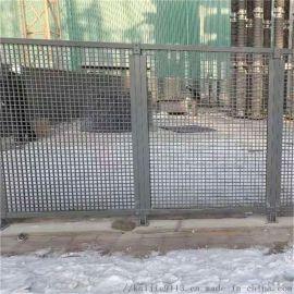 变电站玻璃钢护栏 变电站安全围栏
